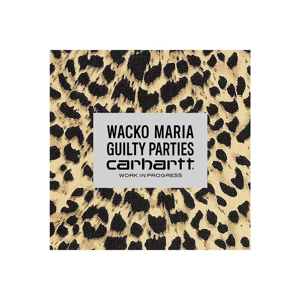 「蔣柒代購」Wacko Maria x Carhartt WIP 20FW 聯名 detroit jacket 豹紋襯衫