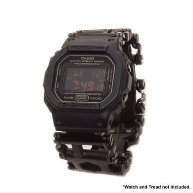 代購全新G-SHOCK與Leatherman Tread版及LT窄版連接專用手錶連接環一對