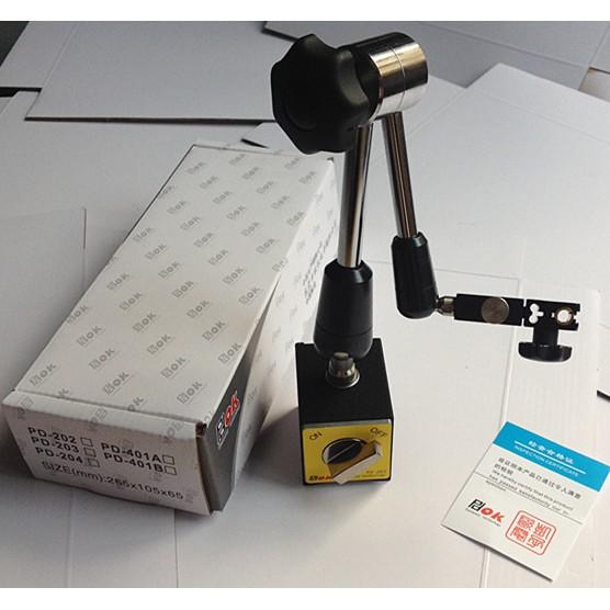baiyuan03【高品質】德國PDOK磁性表座PD-203萬向機械手磁性表座 品質保證 百分表支架