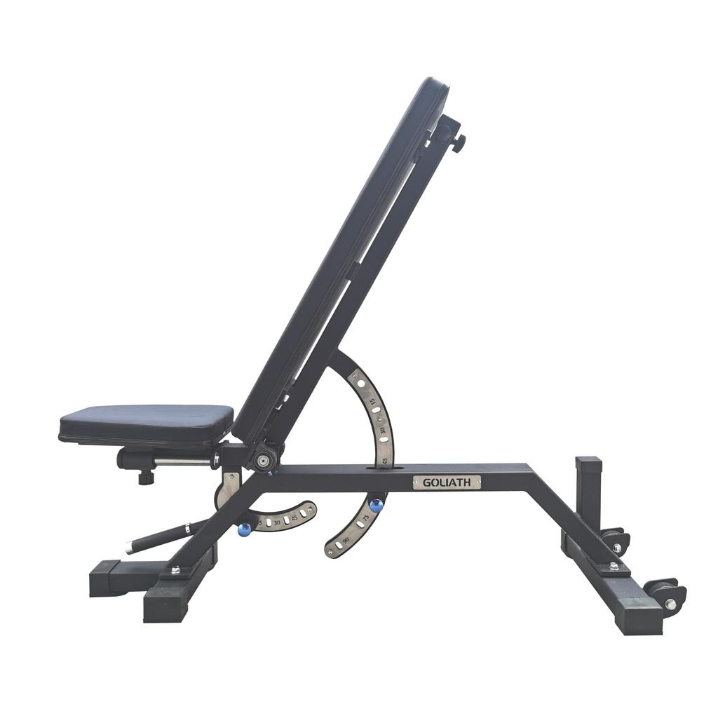 【現貨直銷  免稅】GOLIATH AB5000 重型啞鈴凳 臥推凳 飛鳥凳   平凳