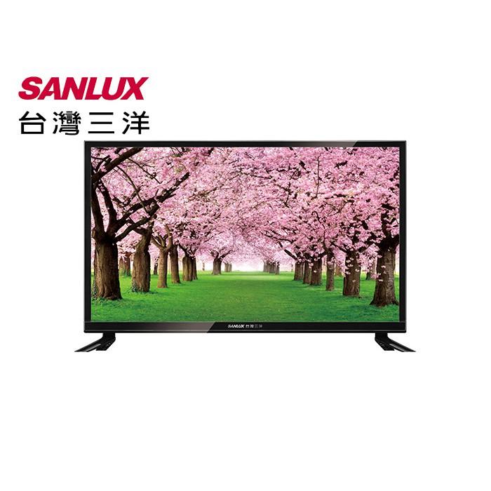 SANLUX三洋 24型 LED背光 液晶電視含視訊盒SMT-24MA3 STU-MA3(不含安裝)