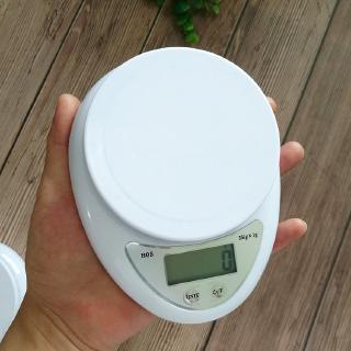 5kg /  1g 1kg /  0.1g便攜式電子秤LED電子秤郵政食品稱重廚房LED電子秤55
