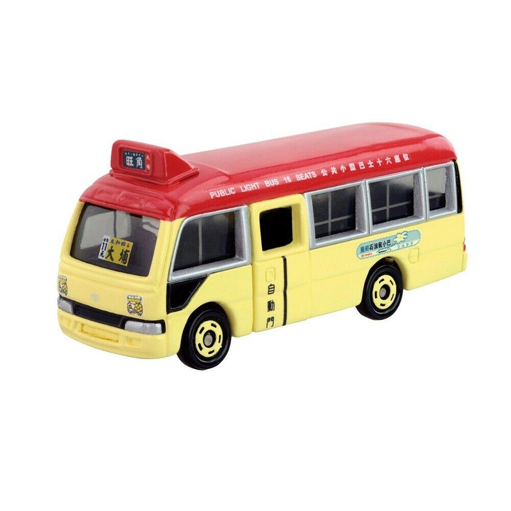 Takara Tomy Tomica Toyota 杯墊 Minibus 紅色微型車