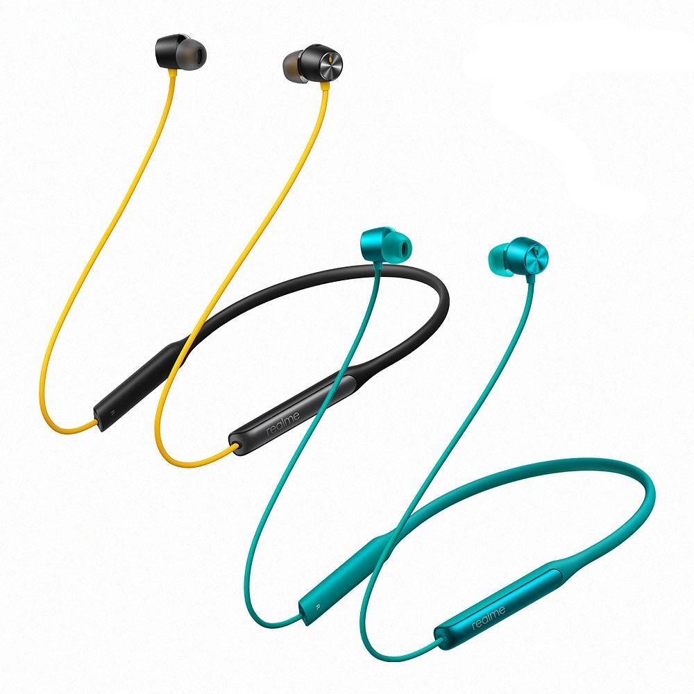 realme Buds Wireless Pro 頸掛藍牙耳機 主動降噪版