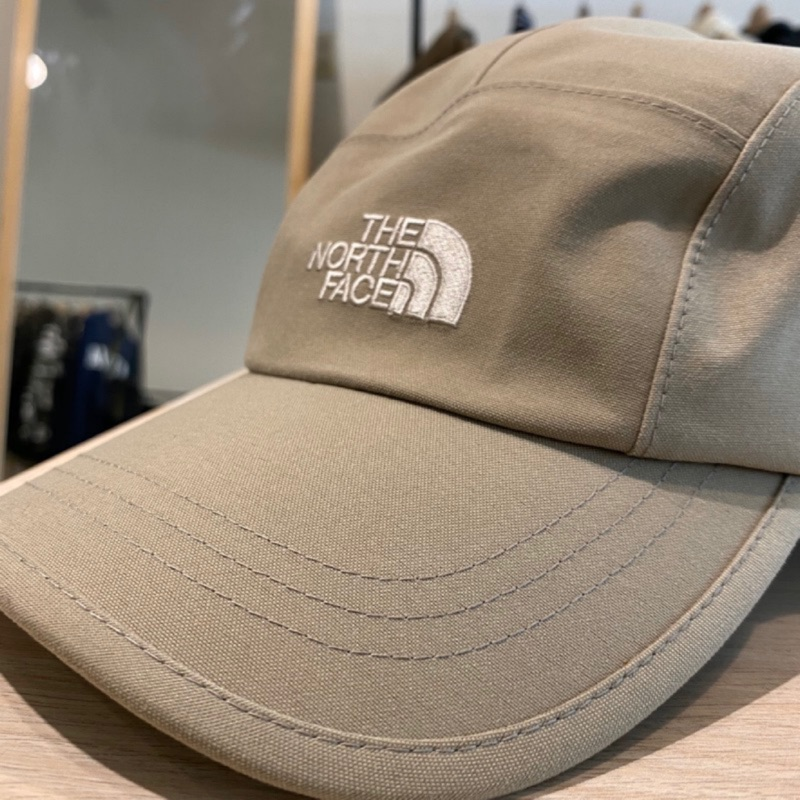 *Mars*台中實體店 日本The North Face GORE-TEX CAP 五分割帽 露營帽 戶外 防水 TNF