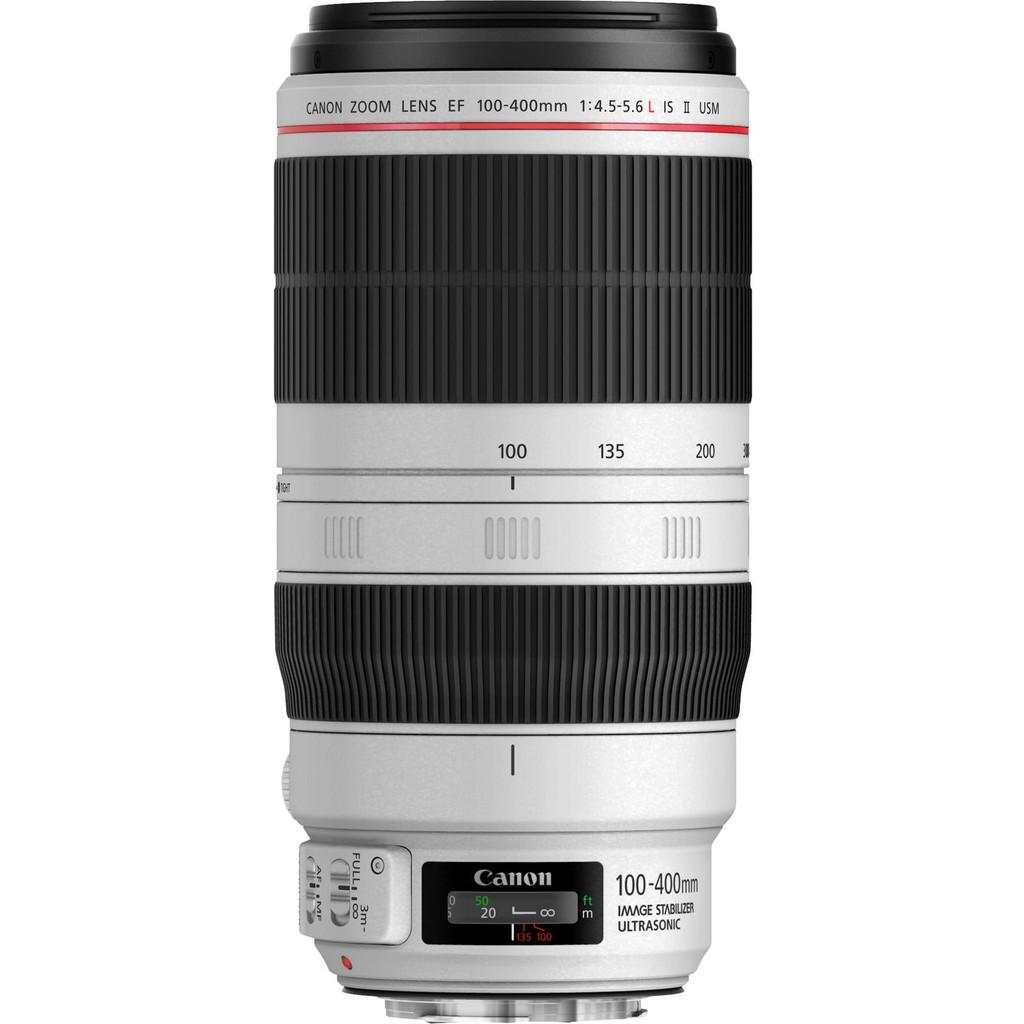 Canon EF 100-400mm F4.5-5.6 L IS U II 平輸 贈77mm uv 保護鏡+清潔組