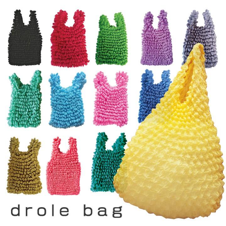 《FOS》日本 伸縮彈性 環保袋 購物袋 超輕量 可愛 時尚 折疊口袋包 購物 收納袋 手提包 肩背包 買菜 逛街 新款