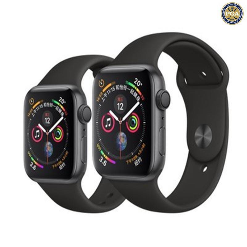 【二手99新】新款正品國行Apple watch6 series5蘋果SE手表智能蜂窩運動4代32 五代S5耐蜂窩款【黑