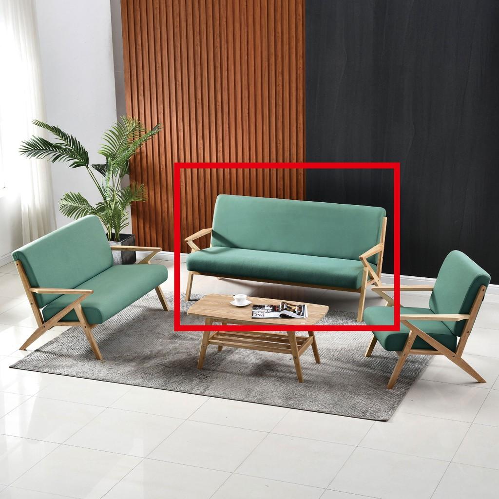 【169cm三人座布沙發-A207-4】 單人座 L型沙發 貓抓皮 布沙發 沙發床 沙發椅 【金滿屋】