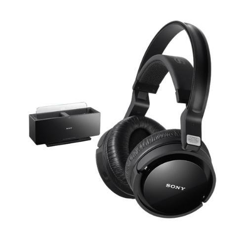 SONY MDR-RF4000K 無線超高頻立體聲耳機 充電式無線耳機,全新 盒裝