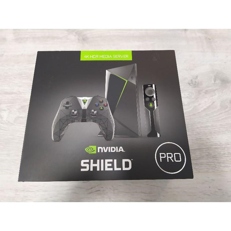 Nvidia Shield TV PRO 電視盒/遊戲盒