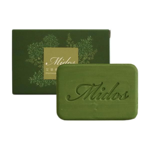 Midos蜜朵斯 艾草精油淨身皂(80g)【小三美日】D104082