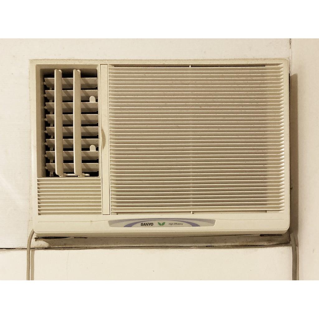 (北市自取)二手|三洋SANYO窗型冷氣 WL900