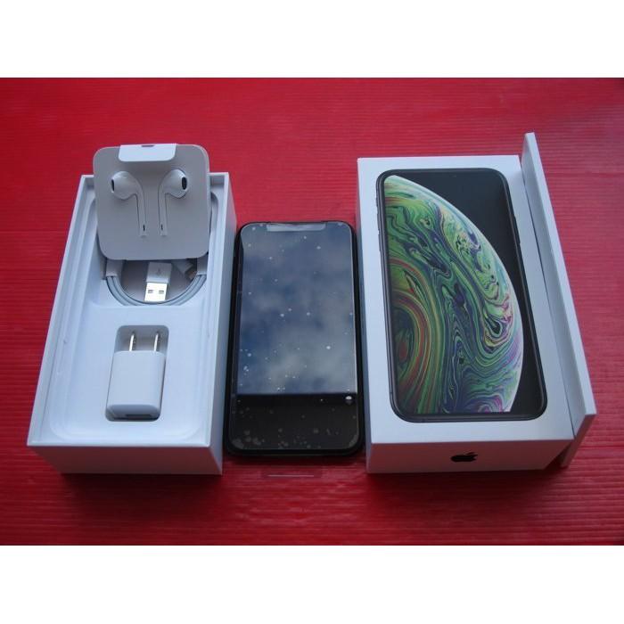 ※可刷卡 聯翔通訊 黑色 Apple iPhone Xs 64G 台灣保固2019/9/25 如新機 ※換機優先