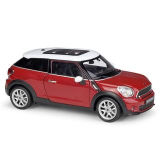 【國王玩具】Welly 威利 1:24 1/ 24 MINI Cooper S Paceman 金屬 合金 模型車 屏東縣