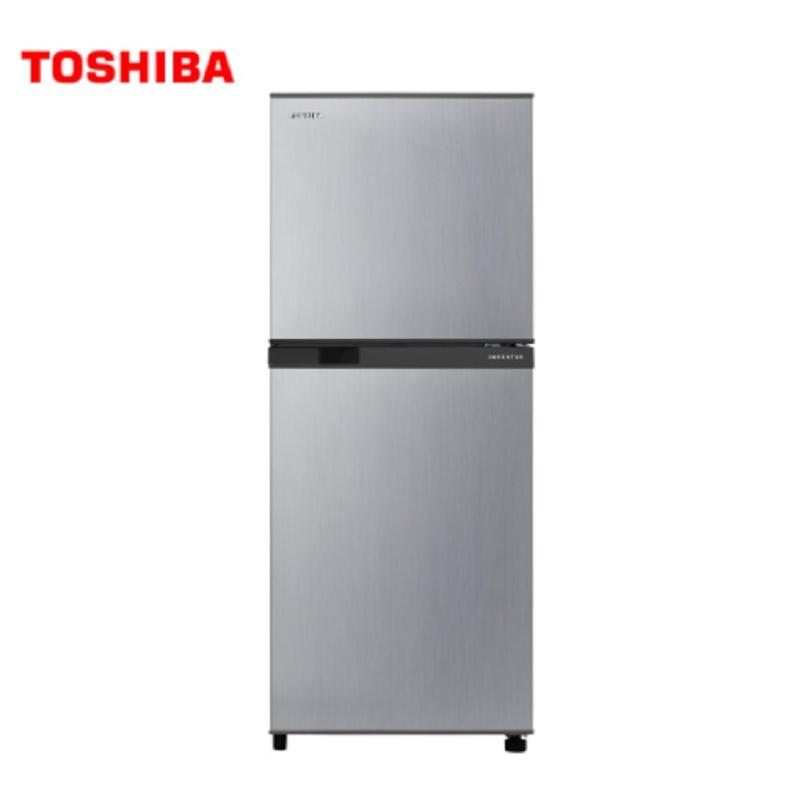 TOSHIBA 東芝 192公升 變頻 雙門冰箱 GR-A25TS(S)