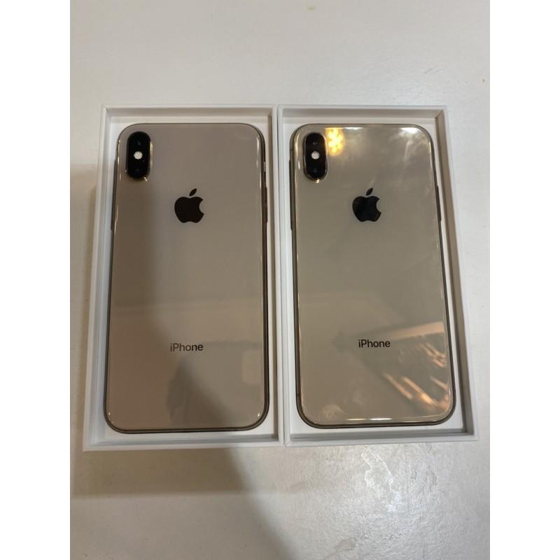 Apple iPhone xs max 顏色齊全64/256g二手機況優可用舊機折抵貼換機