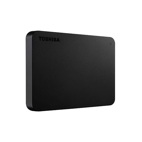 Toshiba Canvio Basics 黑靚潮lll 2TB 2.5吋行動硬碟