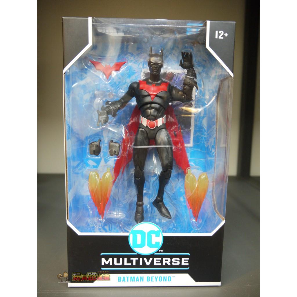 {玩具路邊攤} 代理版 麥法蘭 DC Multiverse 7吋 未來蝙蝠俠 BATMAN BEYOND