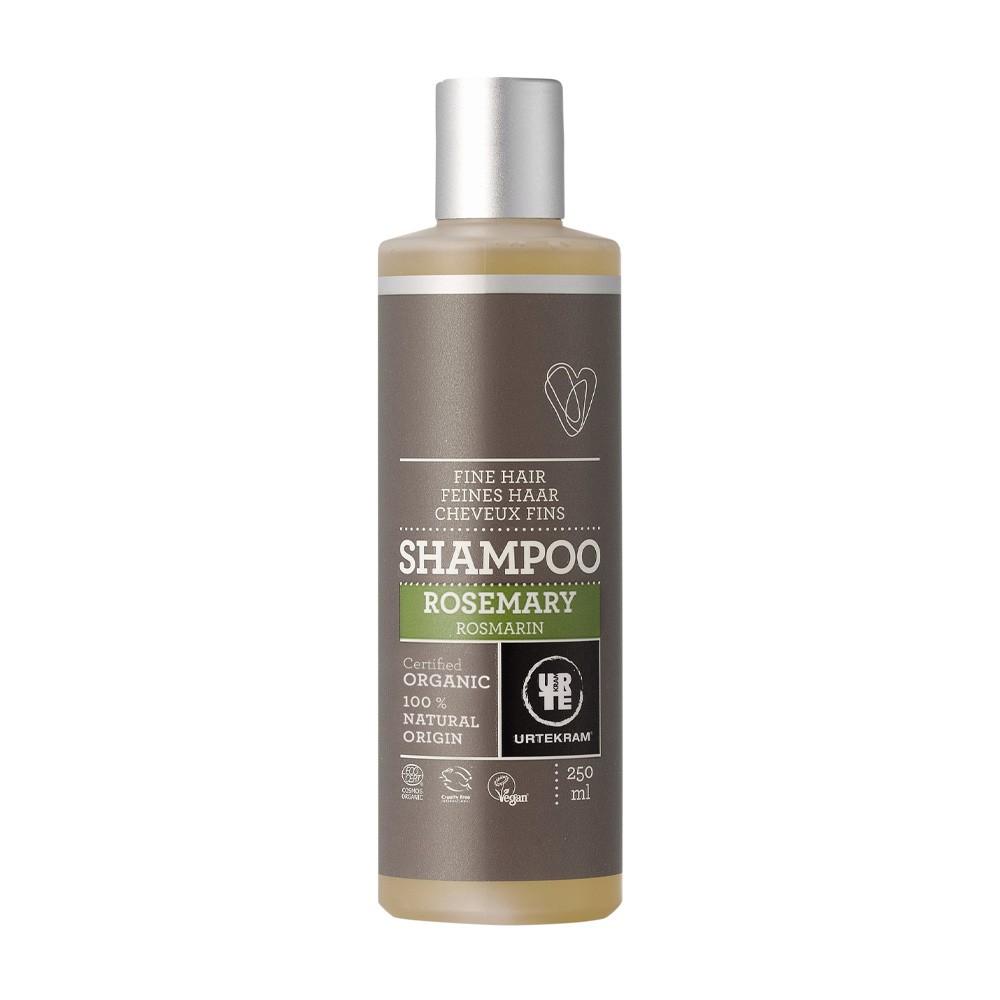 丹麥 Urtekram 亞堤克蘭 迷迭香細髮洗髮精 250ml (UK131)