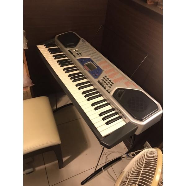 二手Casio電子琴