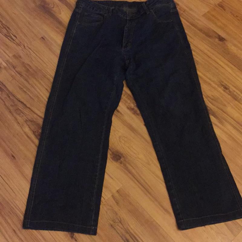 La new牛仔褲