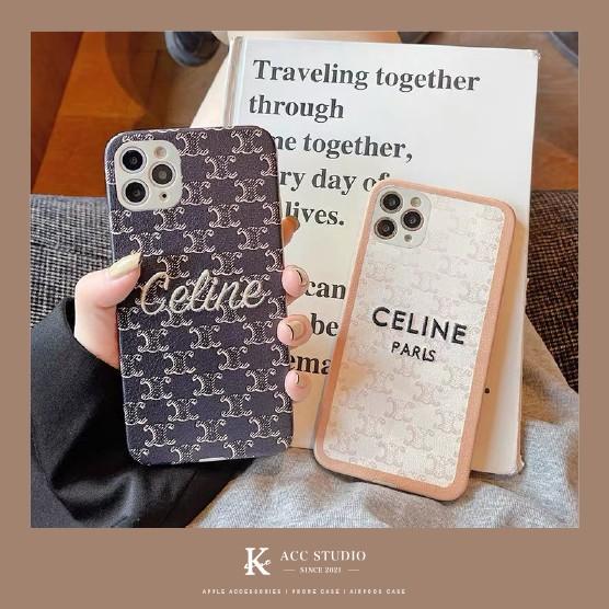 CELINE經典刺繡🍪手機殼IPhone Case