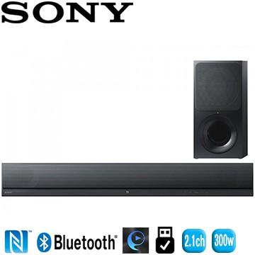展示出清!SONY 2.1聲道 單件式環繞音響 HT-CT390 SOUNDBAR CT390 公司貨 家庭劇院