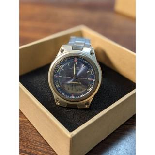 Casio 電子錶 指針錶 二合一 手錶 臺中市