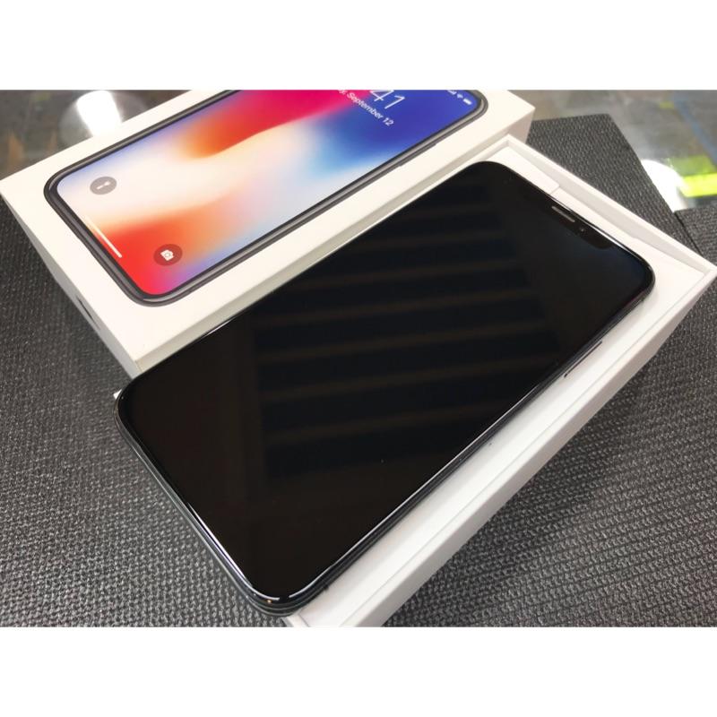 【免運 實體店面】iX 64G/256G 黑色/銀色 二手機 功能正常良好 盒請看商品敘述