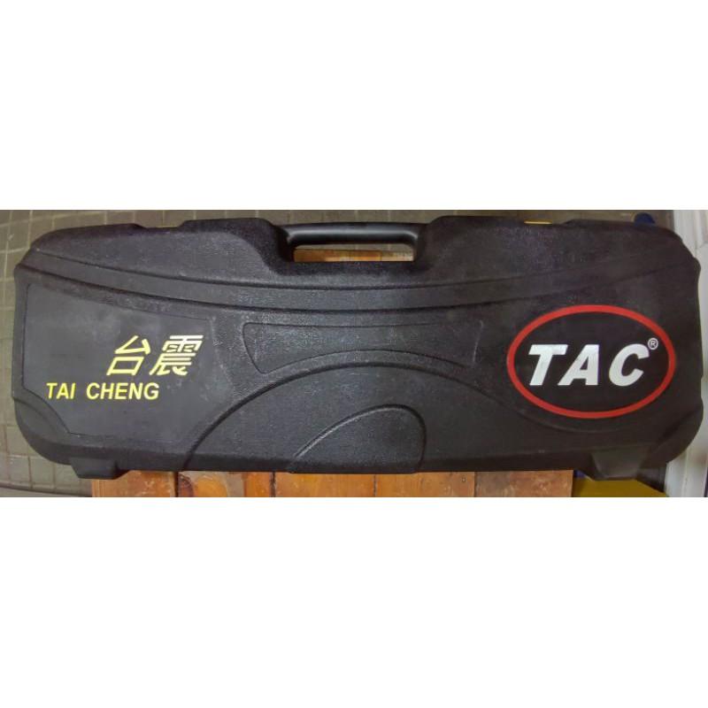 台震電纜端子油壓壓接機、油壓鉗、六角壓著14-325、省力、免電力(暫停出售)