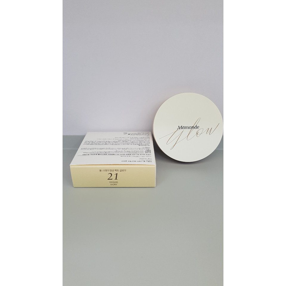 [Mamonde]持久光澤緊致氣墊霜 (12g)