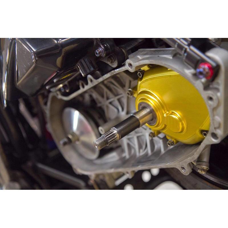 [四代勁戰 BWSR 五代勁戰 適用 ]CNC 齒輪箱 外蓋 動力輸出更穩定!SKF C3陪林 IKO陪林 齒輪箱蓋