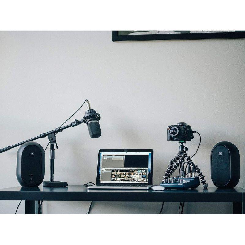 JBL 104 主動式兩聲道喇叭 4.5吋同軸 電腦喇叭 多媒體喇叭 監聽喇叭