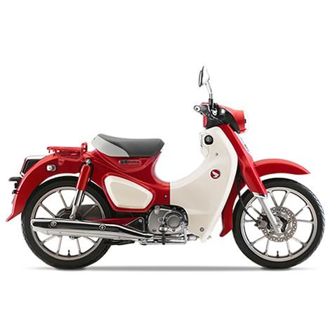 2020 HONDA SUPER CUB C125 歐規 ABS無灰色