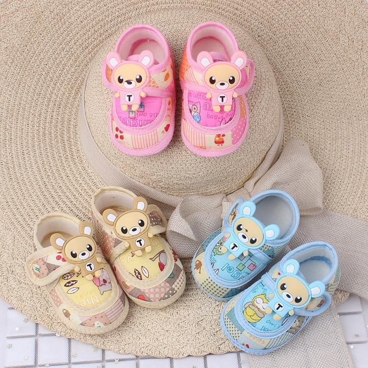 0-1歲嬰兒鞋軟底防滑學步鞋寶寶鞋子春秋透氣不掉鞋