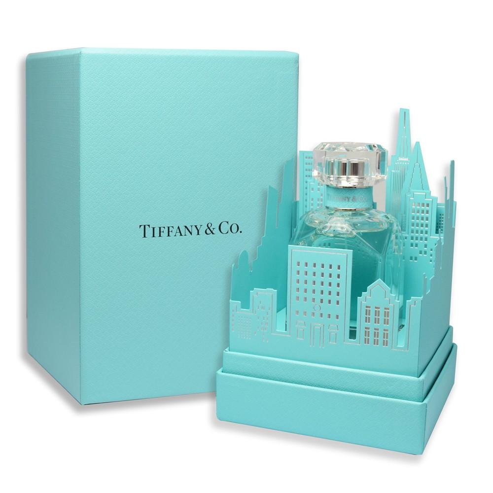 Tiffany 幸福假期立體紙雕同名香氛香精 (限量城市版)