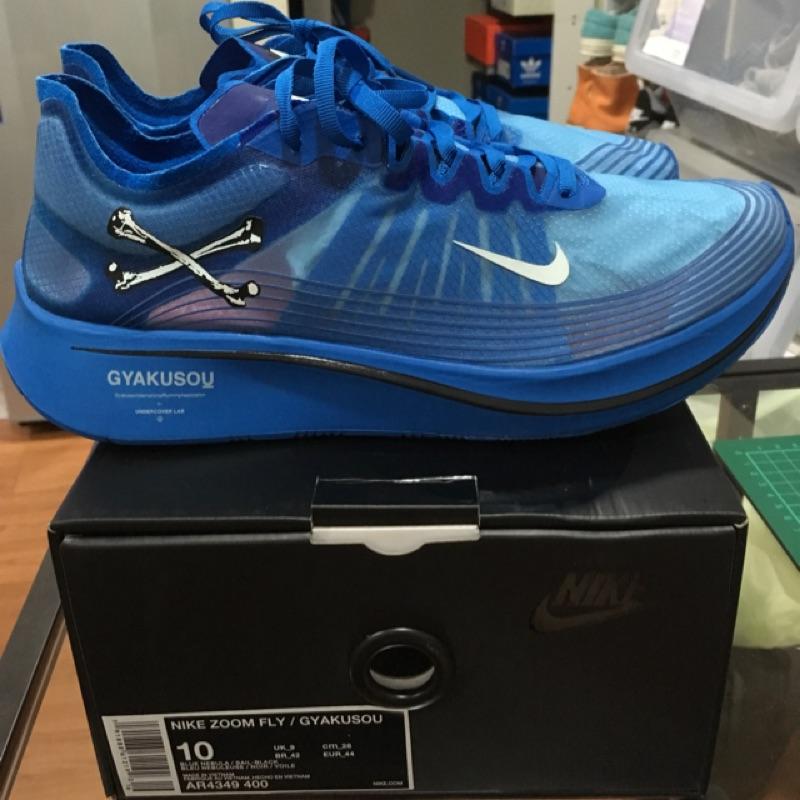 139ff24b5798 Nike Lab Zoom Fly SP AJ9282-100 紅白