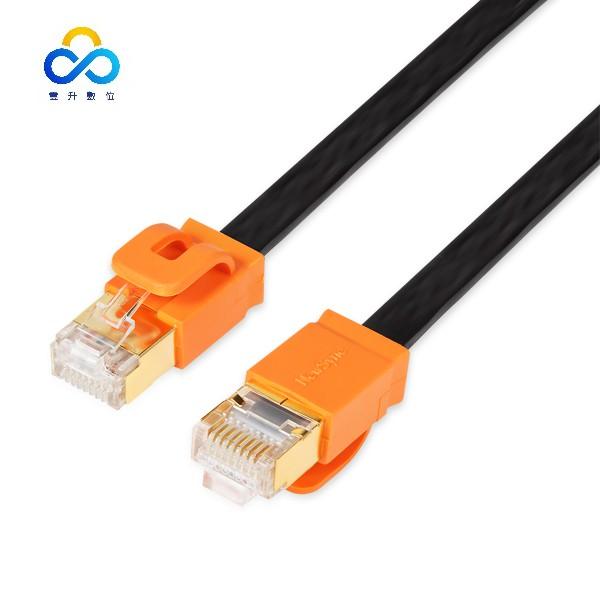 群加 PowerSync CAT.7室內設計款超高速網路線2m/3m (CAT7-GFIMG21)