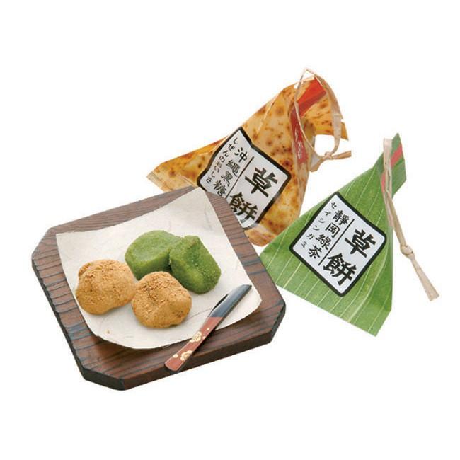 【手信坊】草餅禮盒(黑糖沖繩草餅/綜合草餅禮盒)總統府外交首選之伴手禮
