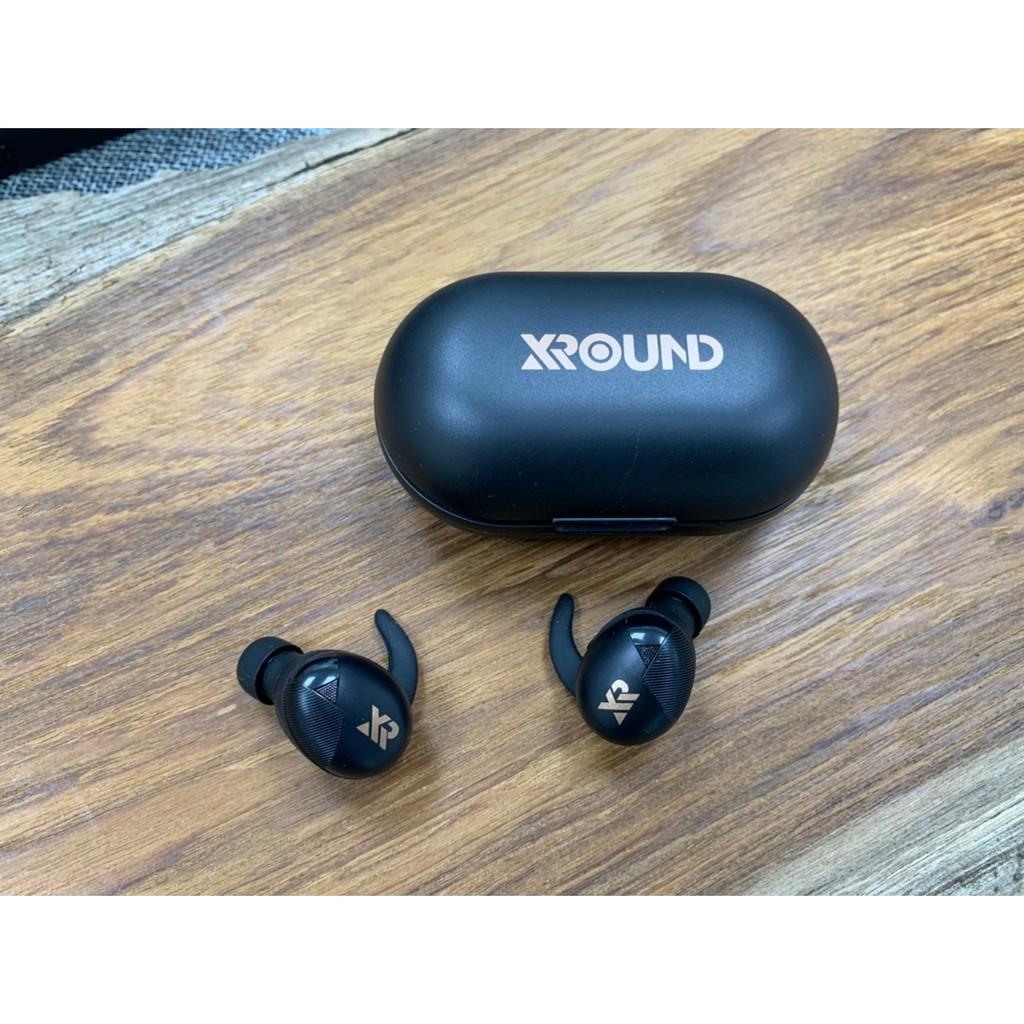 【XROUND VERSA】防水運動真無線藍牙耳機  支援無線充電 新一代AERO TWS低延遲遊戲真無線開放實機體驗!