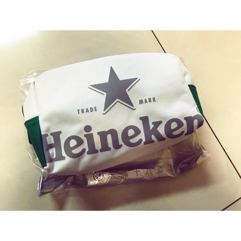 海尼根~化妝包 收納包