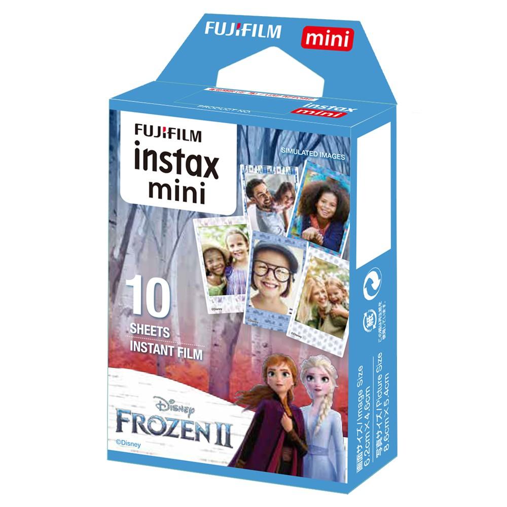 FUJIFILM Instax Mini 拍立得底片 冰雪奇緣2-姊妹款 底片