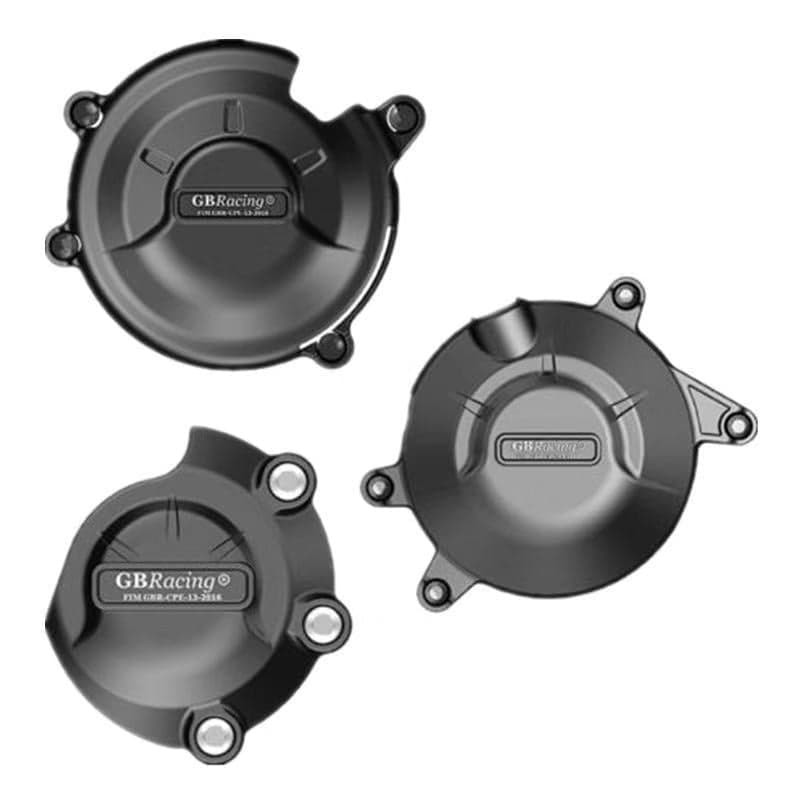 HONDA 本田 CBR500R 引擎保護蓋組再送專屬T恤+鑰匙圈組(整流罩 車殼 防倒球,,保桿,護塊)