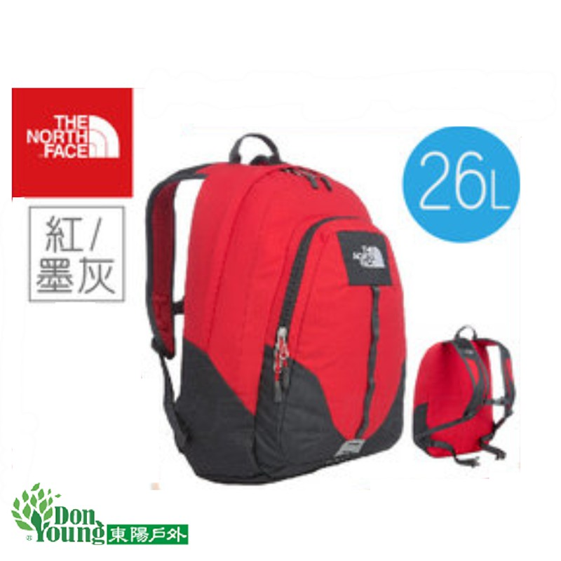 【THE NORTH FACE】26L 風格雙肩背包 VAULT A93DD4Y後背包