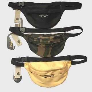 Carhartt斜挎包胸包男士包斜挎包sling beg黑色迷彩卡其色包