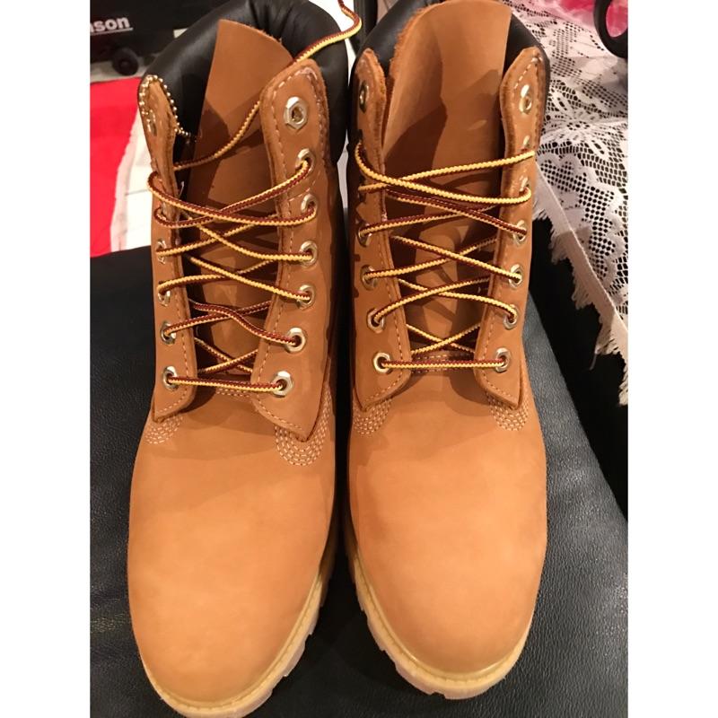 全新Timberland男鞋9號,好市多購入