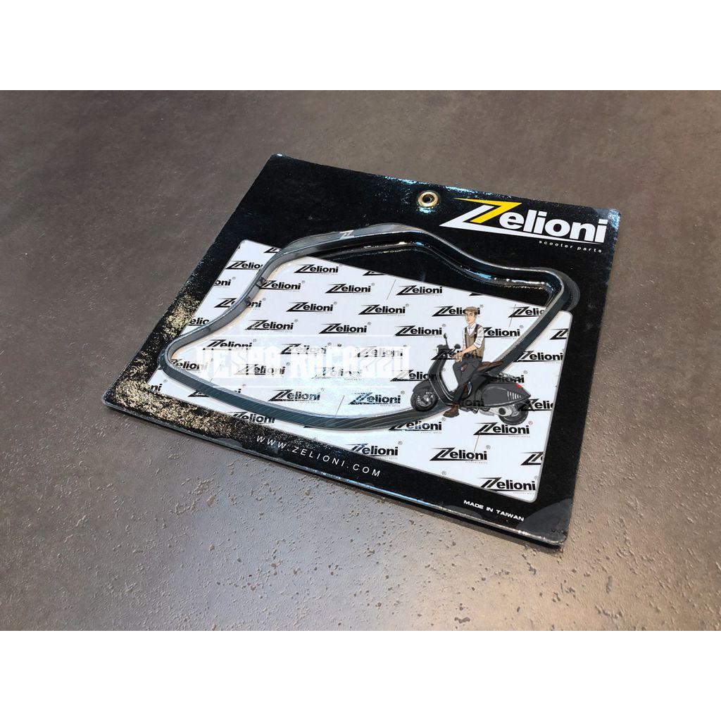 【VESPA RAGAZZO】ZELIONI 旗艦店 VESPA 春天 衝刺 專用 鋁合金 儀表飾蓋 鐵灰款