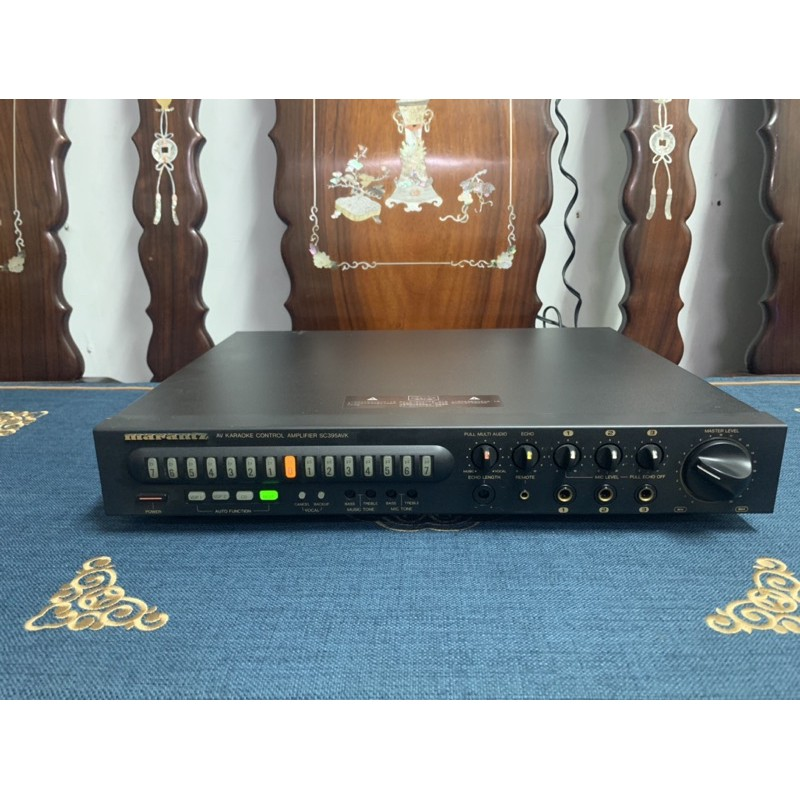 MARANTZ SC395AVK迴音器 馬蘭士SC395AVK迴音機 ECHO 迴音器(二手)