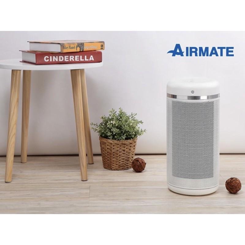 全新 AIRMATE艾美特-人體感知美型陶瓷電暖器HP12101M(白)